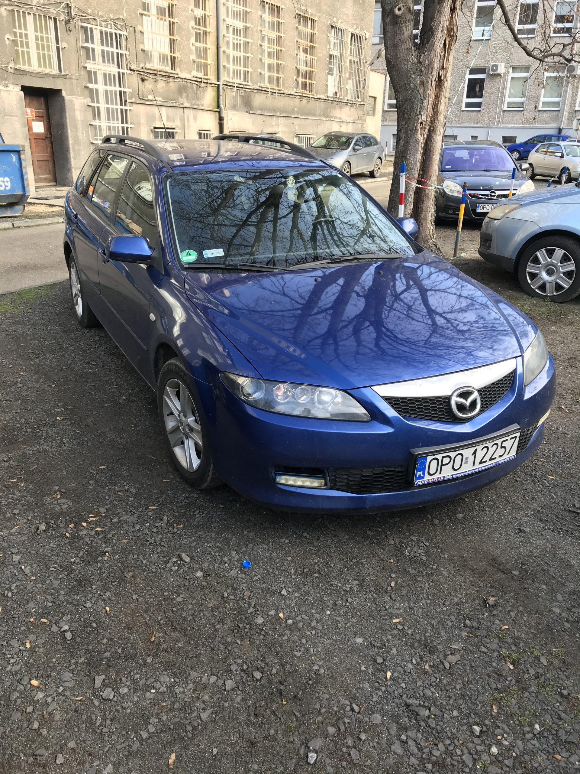 Samochód Mazda 6